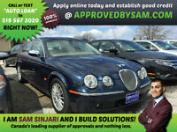 Jaguar S-TYPE 3.0 - No Hassle Auto Loans for Very Bad Credit. Windsor Region Ontario Preview