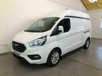 2019 Ford Transit Custom 2.0 340 EcoBlue Limited Auto L2 H2 EU6 (s/s) 5dr