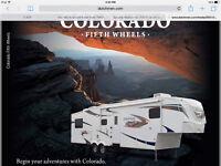 2009 Colorado 32qb 5th wheel