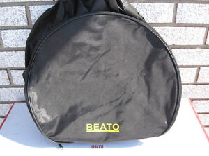 "1- BEATO 13"" X 10"" Soft Rack Tom Case NEW NEVER USED !!!!!"