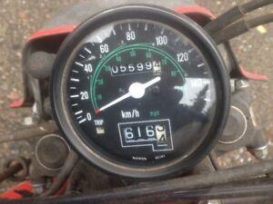 1979 Honda XR500
