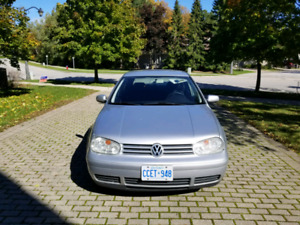 2005 VW Golf Automatic • CLEAN • 179,000 KM • $4,000