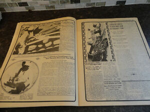 Reproduction of a Vintage History In Headlines of King Tut Book Kitchener / Waterloo Kitchener Area image 4
