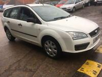 Ford Focus 1.6TDCi ( DPF ) LX ESTATE - 2005 55-REG - 3 MONTHS MOT