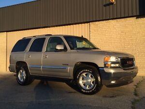 2006 GMC Yukon SLT SUV good condition