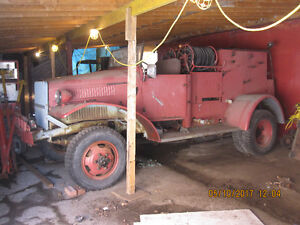 4x4 Vintage Truck Projects    416-666-6695