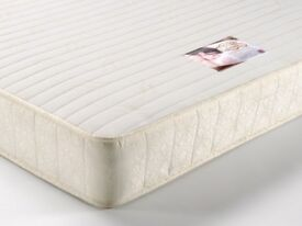 Snuggle Beds Snuggle Memory Luxe mattress, 3.8ft x 6ft, large single - New in pack,