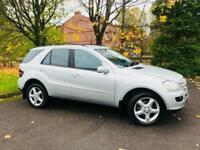 2006 Mercedes-Benz M Class 3.0 ML280 CDI Sport SUV 5dr Diesel Automatic