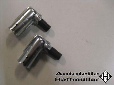 2x Kerzenstecker Zündkerzenstecker IFA Trabant 601 M14 Neu