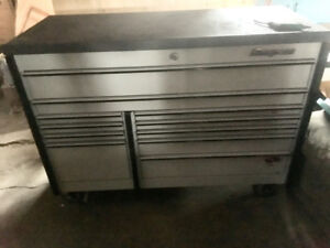 *SOLD PPU* Snap-On Master Series (KRL) Roll Cab  Tool Box