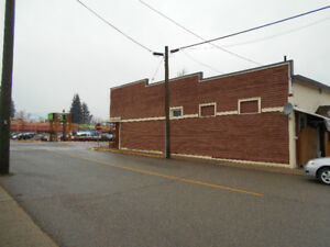 Residential/commercial lot.