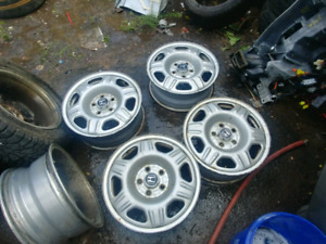 Honda 16 inch 5 bolt 5x114 Steel Wheel Rims Acura Genuine