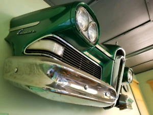 Edsel wall hanging