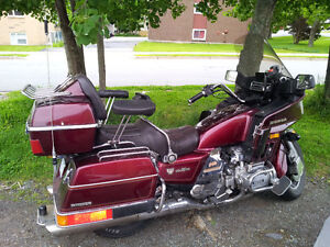 1984 Honda Goldwing GL1200 - New MVI