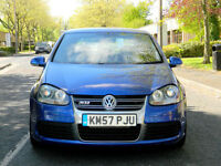 Volkswagen Golf 3.2 V6 R32 4Motion DSG 2008MY FACELIFT WITH FSH+LEATHER+SATNAV+