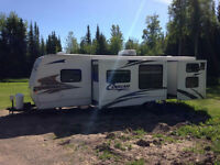 31' Cougar Travel Trailer