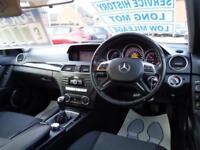 2012 Mercedes C Class C200 Cdi Blueefficiency Se 2.2