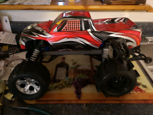 Traxxas stampede 2wd brushless