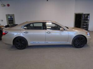 2008 LEXUS LS600HL AWD! 438HP HYBRID! RARE! NAVI! ONLY $19,900!