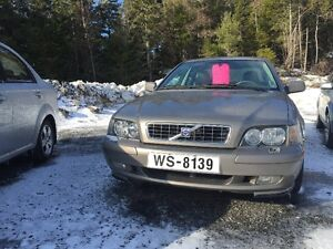 2004 Volvo S40 mint condition Sedan