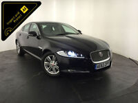 2013 63 JAGUAR XF LUXURY DIESEL AUTOMATIC 1 OWNER SERVICE HISTORY FINANCE PX