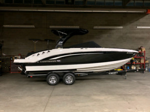 2016 chaparral 246ssi bowrider