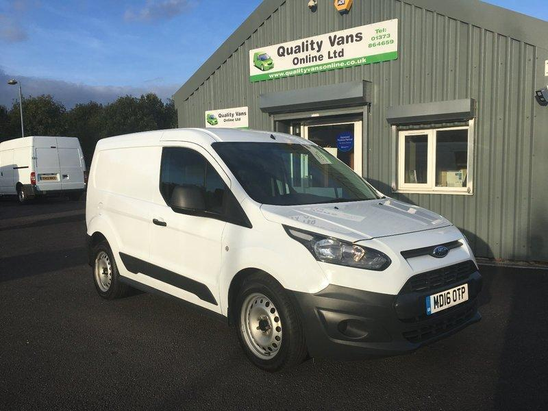 Ford Connect L1H1 1.6 CDTI 95PS VAN