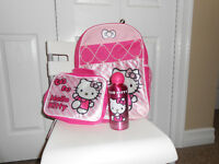 BACK TO SCHOOL WITH HELLO KITTY