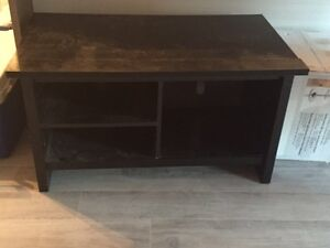Moving sale! Black Tv stand IKEA