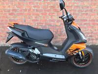 Peugeot Speedfight 3 Darkside 125 own this bike for only £13.99 a week
