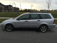 2003 Ford Focus ZTW Wagon