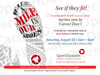 Saint Elizabeth Health Career College is holding a Career Day!