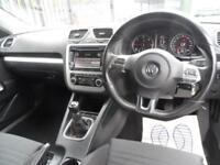 2010 VW SCIROCCO GT TDI
