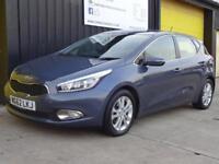 2013 (62) Kia ceed 2 1.6CRDi Ecodynamics 5dr Diesel £0 road tax (free)