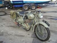 MOTORCYCLE RESTORATION AND REPAIRS