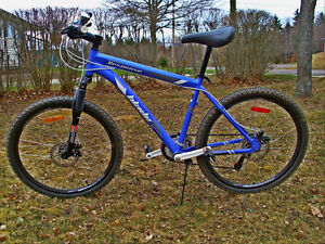 New Mountain Bike