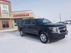 2015 Chevrolet Suburban LS Back up Cam/4x4/Seats 8- $42,987