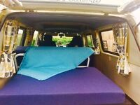 VW campervan very good condition inside and out, very economical
