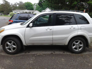 2001 Toyota Rav 4,lovingly maintained,one owner