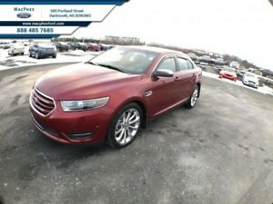 2016 Ford Taurus Limited  - Certified - Leather Seats