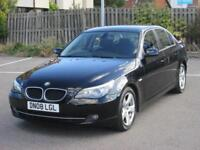 2008 BMW 5 Series 2.0 520d SE 4dr