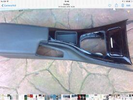 BMW e90 centre leather console