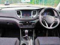 2017 Hyundai Tucson Hyundai Tucson 1.7 CRDi Blue Drive SE Nav 5dr 2WD SUV Diesel