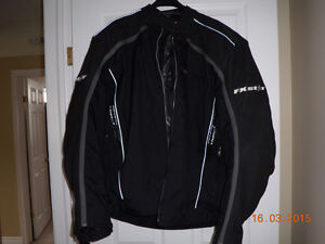 FXR Motorcycle jacket, men's XL Kitchener / Waterloo Kitchener Area image 1