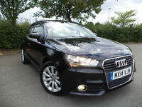 Audi A1 1.4 ( 122ps ) Sportback S Tronic 2014 5Door Sport Automatic,One Owner.