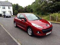 2010 Peugeot 207 1.4 HDI ** £30 ROAD TAX **
