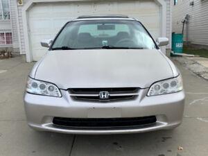 1998 Honda Acord