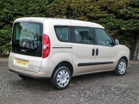2014 (14) FIAT DOBLO MYLIFE 16V L1 SWB 5 SEAT CREW VAN / DOUBLE CAB / COMBI