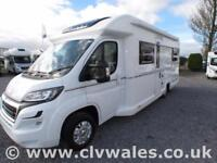 Bailey Autograph 75-2 Fixed Bed Motorhome MANUAL 2018