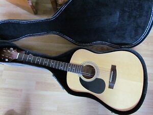 Acoustic Guitair for sale: Jasmine S-35 LH (left handed)